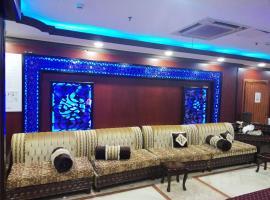 Hotel near Al Munawarah