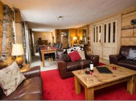 Hotel photo: a very beautiful cottage with five bedrooms