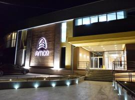 Hotel near Kočani