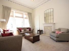 Фотография гостиницы: Stunning Glasgow West End Flat (3 bedrooms)