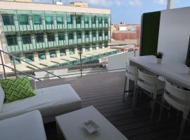 Hotel Foto: Ático de lujo en el centro de las Palmas (Triana)