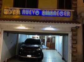 Хотел снимка: Hotel nuevo amanecer