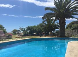 A picture of the hotel: Departamento en la playa Gran Vista al Mar a pasos de Casino