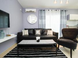Hotel photo: Luxury Apartment with Terrace Sea View