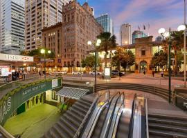 Hotel near Brisbane