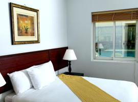 A picture of the hotel: Al Dar Inn Hotel Apartment