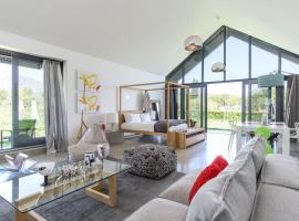 Hotel photo: Private Modern Designer Barn