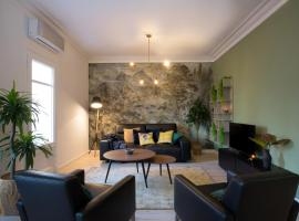 Zdjęcie hotelu: Gorgeous flat 4bed 5min to tube in lovely Eixample