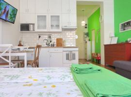 Hotel photo: Green Lónyay Apartment