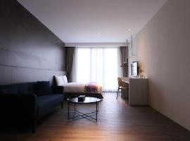 Hotel photo: Hotel Hesper HSR Taichung