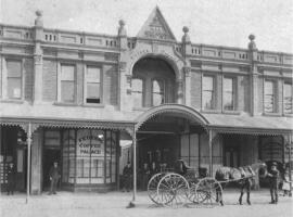 Hotel near Launceston