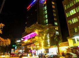 Hotel near Addis Ababa