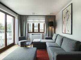 Hotel photo: Apartment with Terrace and Sauna