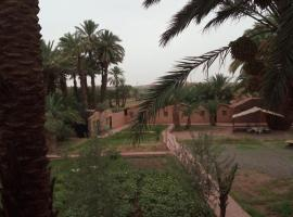 Hotel photo: Palmeraie oued draa