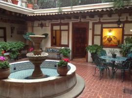 Hotel photo: Hotel Los Escudos