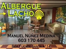 Hotel photo: Albergue Lacho, Alquife (Granada)