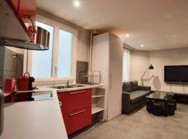 Hotel photo: Welkeys - bd Voltaire Paris Apartment