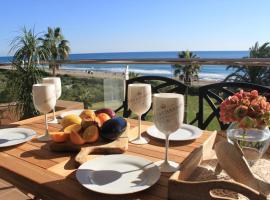 A picture of the hotel: LUXURY GAVA BEACHFRONT APARTMENT BARCELONA
