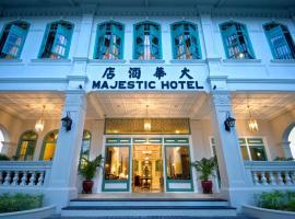 Hotel photo: The Majestic Malacca Hotel