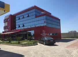 Hotel near Люшня