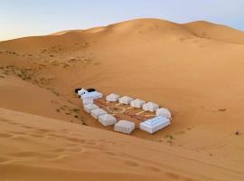 Hotel photo: Sahara Sunny Luxury Camp