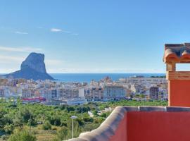 Hotel photo: Calpe Villa Sleeps 20 Pool Air Con WiFi