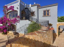 Hotel photo: Casas de Torrat Villa Sleeps 12 Pool WiFi