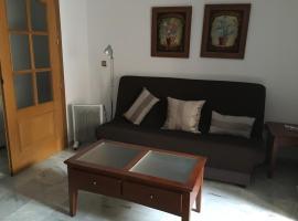 Фотография гостиницы: Apartamento céntrico