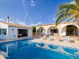 Hotel photo: ses Truqueries Villa Sleeps 6 Pool Air Con WiFi