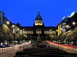 Фотография гостиницы: Wenceslas Square apartment 2 rooms, Prague 1