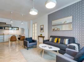 รูปภาพของโรงแรม: d.FIVE Galya Apartment