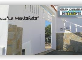 """酒店照片: FINCA """"La Montañeta"""""""