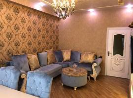 Hotel near Bakıxanov