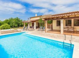 Hotel photo: es Barcares Villa Sleeps 4 Pool Air Con T251866