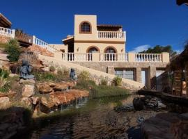 Hotel photo: Cala Tarida Villa Sleeps 12 Pool Air Con T388253