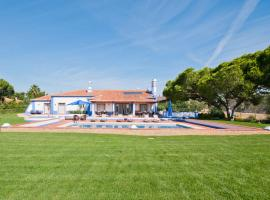 A picture of the hotel: Olhos de Agua Villa Sleeps 12 Pool WiFi