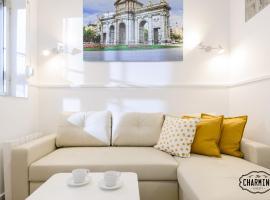 รูปภาพของโรงแรม: Charming Puerta de Toledo II