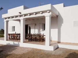 Hotel Foto: Es Cap de Barbaria Villa Sleeps 6