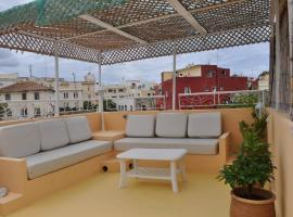 Hotel photo: Appartement Avec Vue Panoramique Casbah Tanger 3ch