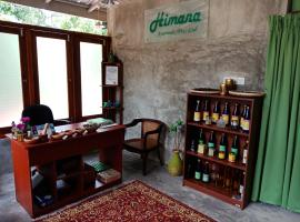 Hotel photo: Himana Ayurveda (Pvt) Ltd