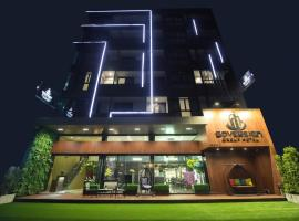 Hotel photo: Sovereign Group Hotel at Pratunam