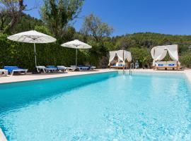 Hotel photo: Portinatx Villa Sleeps 7 Pool WiFi
