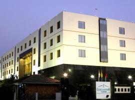 Hotel near Intia