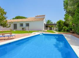 Hotel photo: Sitio de Calahonda Villa Sleeps 8 Pool Air Con WiFi