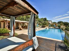 Hotel photo: Sant Antoni de Portmany Villa Sleeps 12 Pool WiFi
