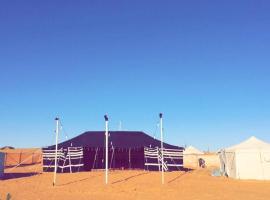 Ξενοδοχείο φωτογραφία: مخيم الأمراء بروضة التنهات