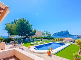 Hotel photo: La Fustera Villa Sleeps 4 Pool Air Con WiFi