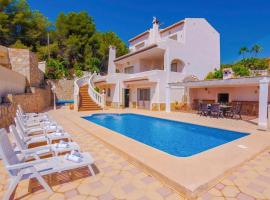 Hotel photo: La Fustera Villa Sleeps 8 Pool WiFi