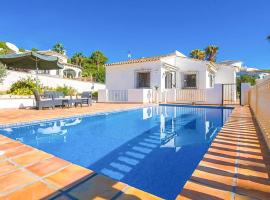 Hotel photo: La Fustera Villa Sleeps 6 Pool Air Con WiFi