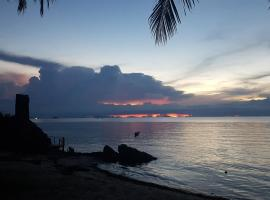 Hotel photo: Blue lagoons front beach bungalows